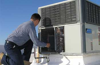 Commercial Property AC Installation