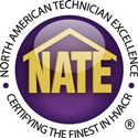 Johnson Air is Certified by NATE